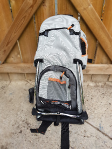 EvenFlo Snugli Baby Hiking Backpack - GREAT CONDITION!