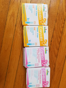 Teething and homeopathic medicine
