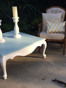 Perfect Queen Anne Style Coffee Table London Ontario image 1