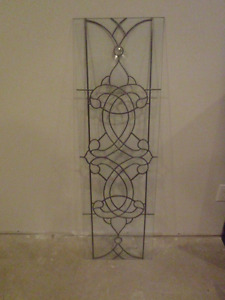 STAINED GLASS - LEADED GLASS - ART DECOR