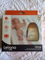 Baby movement monitor with alarm