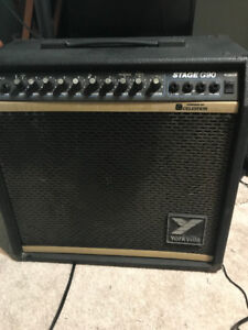 Yorkville Stage G90 Amplifier