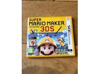 3DS Game Super MARIO Maker