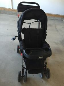 Joovy Double Sit N Stand Stroller