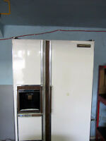 Hot Point 2 door fridge