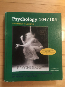 Psychology 104 Textbook