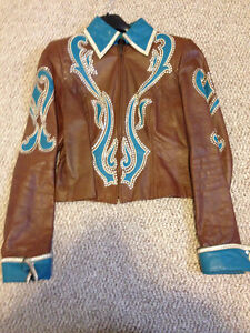 Cassidy's Casuals Western Jackets - Brown