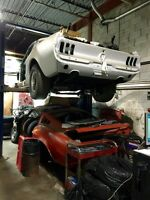 1967 Mustang Fastback Project