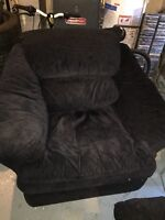 Love seat, chair and ottoman free for pick up only