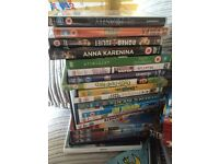 DVDs for sale (61)