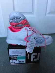 Women's Footjoy Golf Shoes-size 6