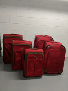 Two sets of luggage for sale