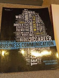 Essential skills of business communication 7th Canadian edition