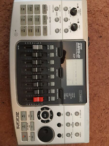 FS/T Zoom 8 track portable recording unit Mint with Manual