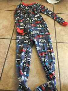 New. Washed but not wore. Carters 3 t boys onsie