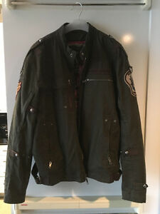 HD Army green 3 in 1 jacket - MUST SELL
