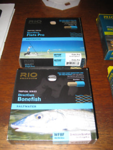 New FLY FISHING rods, lines, wearables and  accessories