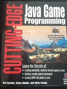 Cutting-Edge Java Game Programming 1996