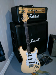 Squier By Fender Vintage Modified 70's Stratocaster