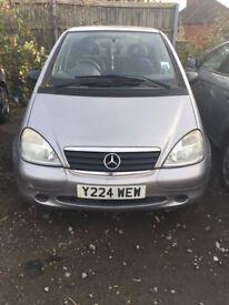 Mercedes Benz A Class SOLD!!