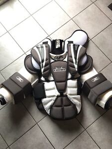 New Goalie Uppers-Size adult Medium-$300