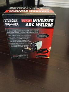 Chicago-Electric 80amp Inverter Arc Welder