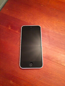 IPhone 5c Blanc, 8gb À VENDRE