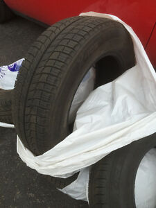 Pneus d'hiver Michelin Xice neufs