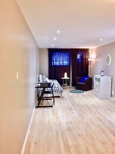 Newly Renovated ! Flexible Lease ! Heating and Internet Included