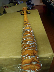 The Walking dead Lucille Neegans bat
