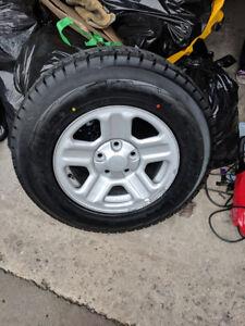4   tires/rims 225/75/16