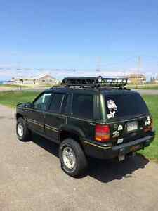 1995 Jeep Grand Cherokee Limited SUV, Crossover
