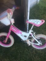 Girls Tike Bike