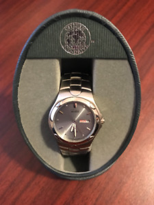 Citizen Eco-Drive Stainless Steel Men's Watch NEW, NEVER WORN