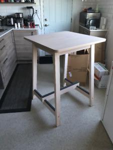 IKEA high table