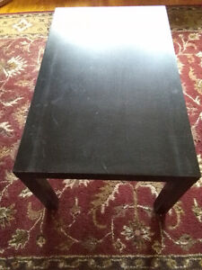 IKEA Lack Coffee Table Black-Brown