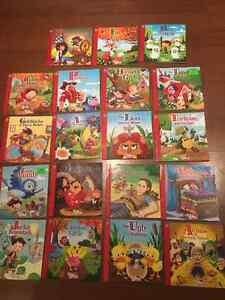 Set of 19 children's books