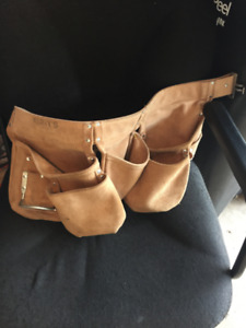 Kuny's Leather Tool Pouch 5 Pocket