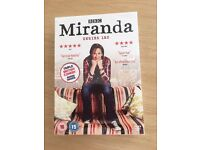 Box set of Miranda series 1and 2