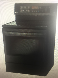 """30"""" LG Convection Range Looking For New Home"""