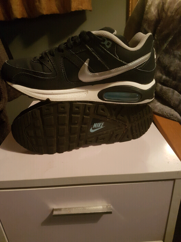 united states limited guantity well known Nike Air Max Command size 7 Navi blue almost new | in Taunton, Somerset |  Gumtree