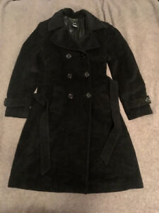 Wool Coat - Size M - In Good condition- 45$
