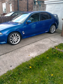 MG ZS car