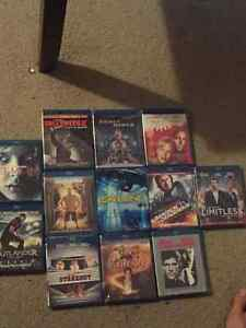 Blu-ray movies $75 for the lot  O.B.O  London Ontario image 2