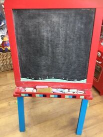 Early Learning Double sided Easel