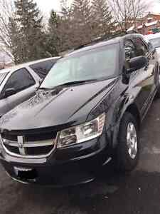 Dodge journey 2009 with Safty and Emission.