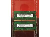 4gb RAM memory for MacBook Pro (2x2gb)