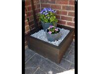 Unique strong robust garden planter