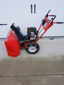 10HP Mastercraft Special Edition Snow Blower