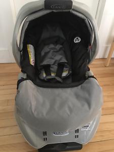 Siège d'auto pour bébé Graco